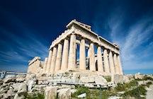 El Partenón - ¡En pie desde hace 2500 años!