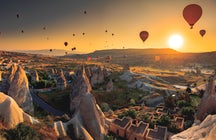 Un cuento de hadas de la vida real - Cappadoccia