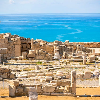 A trip into history in Limassol