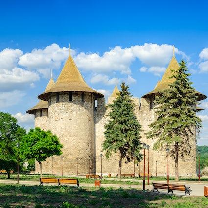 Fortaleza de Soroca - el símbolo de protección de Moldavia