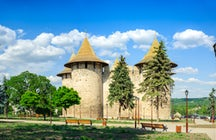 Soroca Fortress - the protection symbol of Moldova