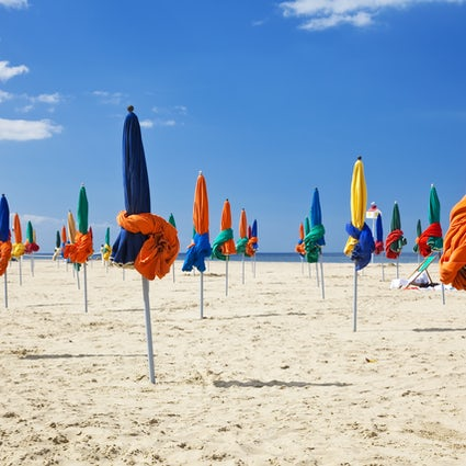 Deauville: the queen of Norman seaside resorts