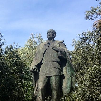Descubriendo al primer poeta nacional de Bielorrusia, Janka Kupala