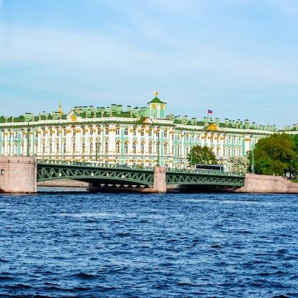 Einsiedelei in Sankt Petersburg: das zweitgrößte Kunstmuseum der Welt