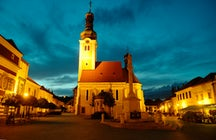 Kőszeg - an enchanting little town in a versatile region of Hungary