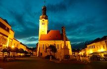 Kőszeg - an enchanting little town in a versatile region of Hungary
