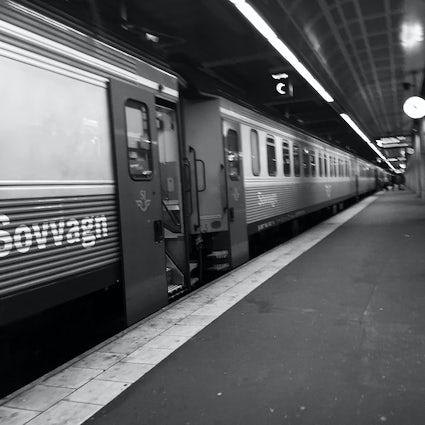 Stockholm - Lappland (Kiruna) mit dem Zug
