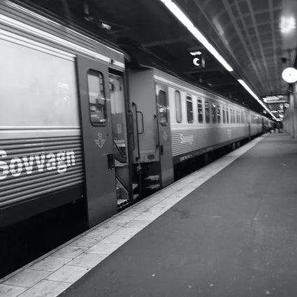 Stockholm - Lapland (Kiruna) by train