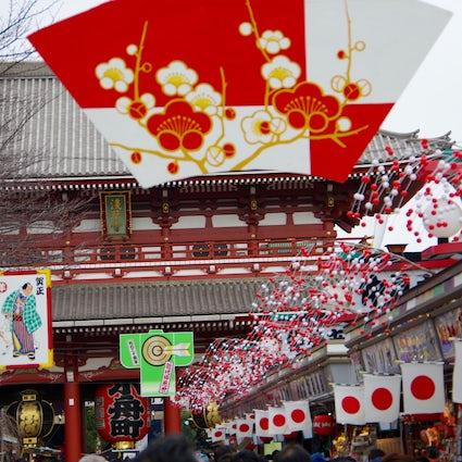 Une authentique expérience du Nouvel An : Hatsumode à Tokyo