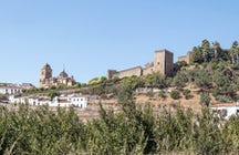 Jerez de los Caballeros, the city of the Knights Templar