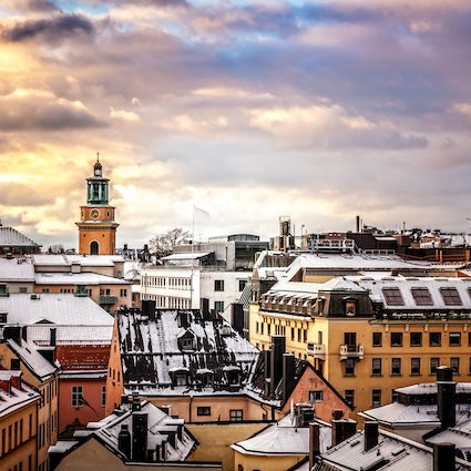 Five winter activities to do in Stockholm