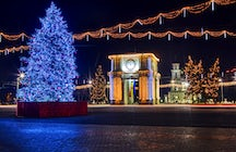 New Year's day in Chisinau: what to do and where to go