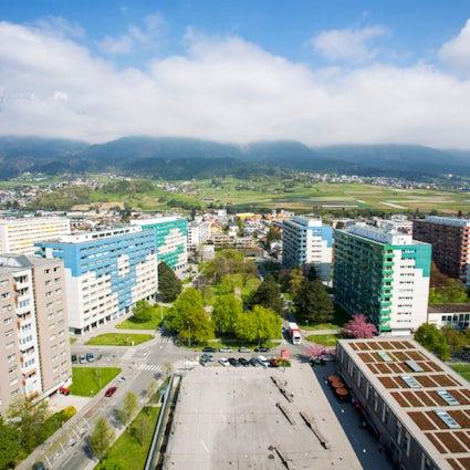 La Villa Olímpica de Innsbruck - ¿Un punto de encuentro social o un barrio amistoso?