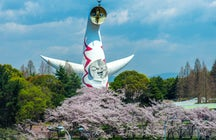 The Tower of the Sun, Osaka Banpaku park
