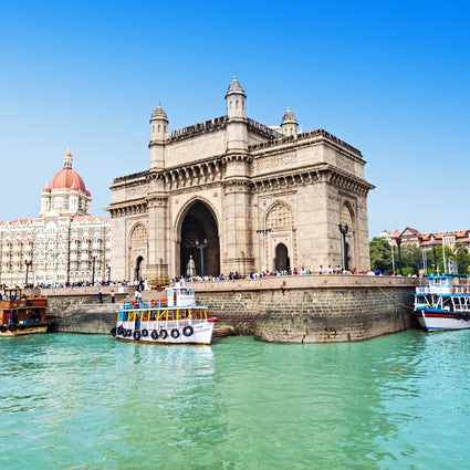 La puerta de la India: el orgullo de Mumbai