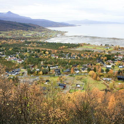 Håkvik, Norway - Foreigners don't know this place