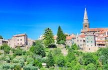 Grožnjan/Grisignana - where medieval spirit meets jazz music