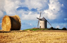Discover the Moulin de Moidrey – a stunning Norman windmill