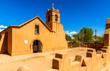 San Pedro de Atacama, ponto de partida para uma aventura no deserto.