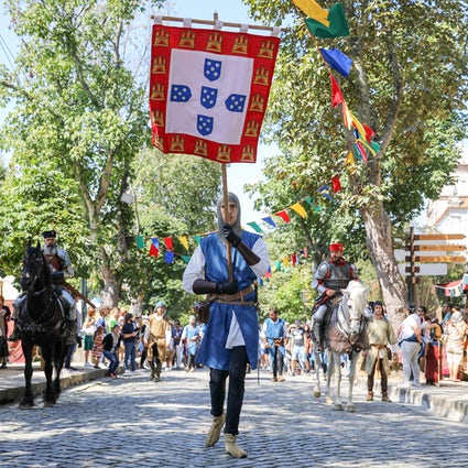 Medieval Journey to Santa Maria da Feira