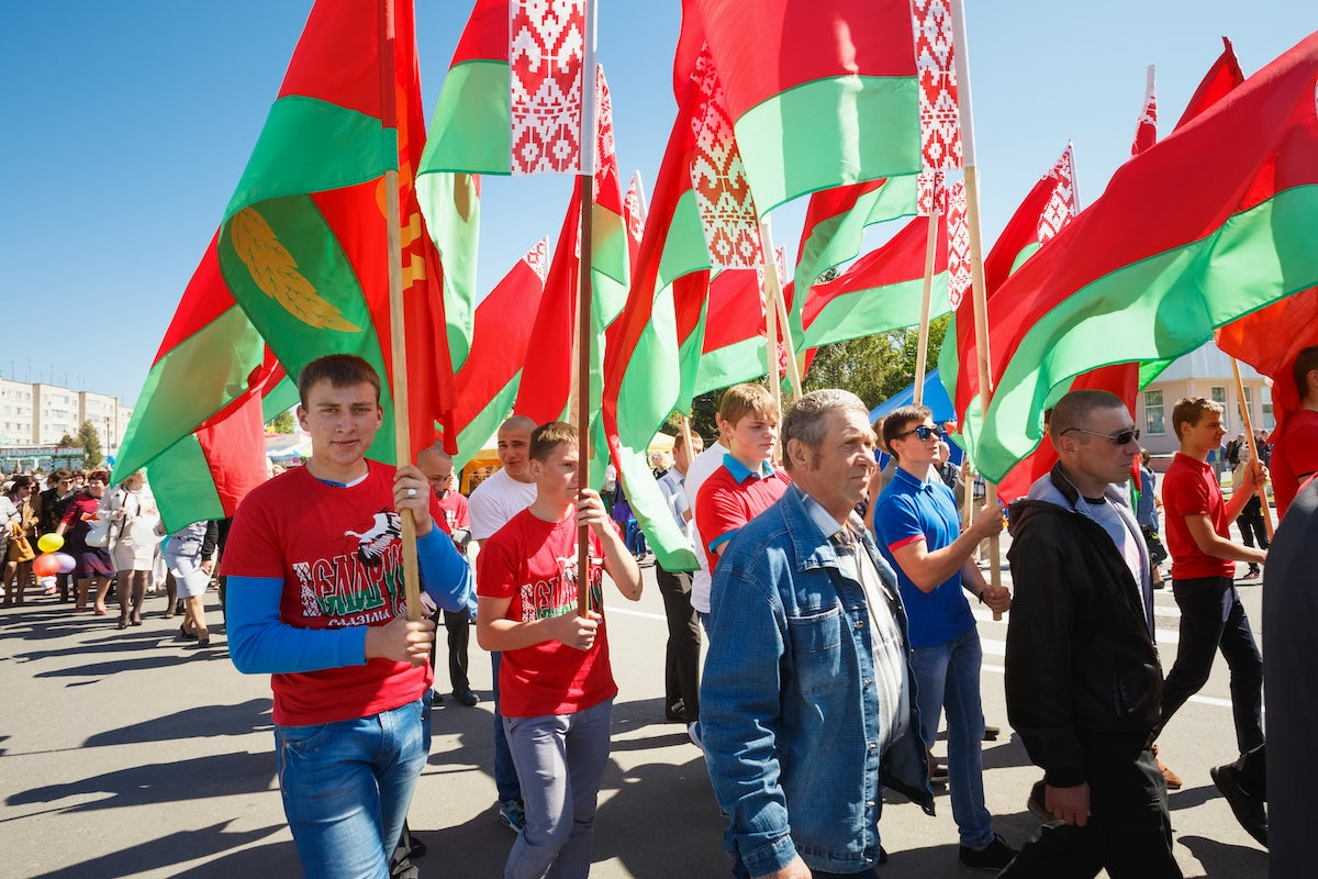 The ultimate guide on Belarus Independence Day in Minsk