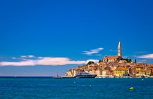 Rovinj means adventure