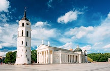History and mystery in Vilnius Cathedral Square: Bell Tower