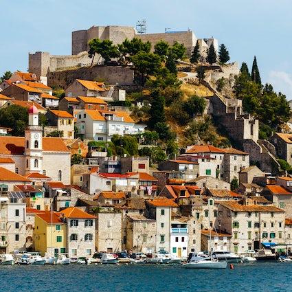 Šibenik, the city of fortresses