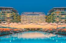 Un mundo de lujo de Paragraph Resort & Spa en Shekvetili