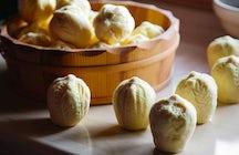 Cheese Trnič: the Slovenian Alpine symbol of love