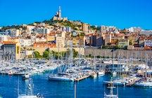 Marseille, porte d'entrée de la Méditerranée