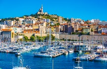 Marseille, gateway to the Mediterranean sea