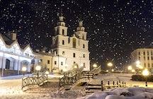 Führer für Winterurlaub in Belarus