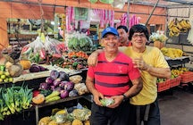 Save money & experience the culture in Costa Rican Central Markets