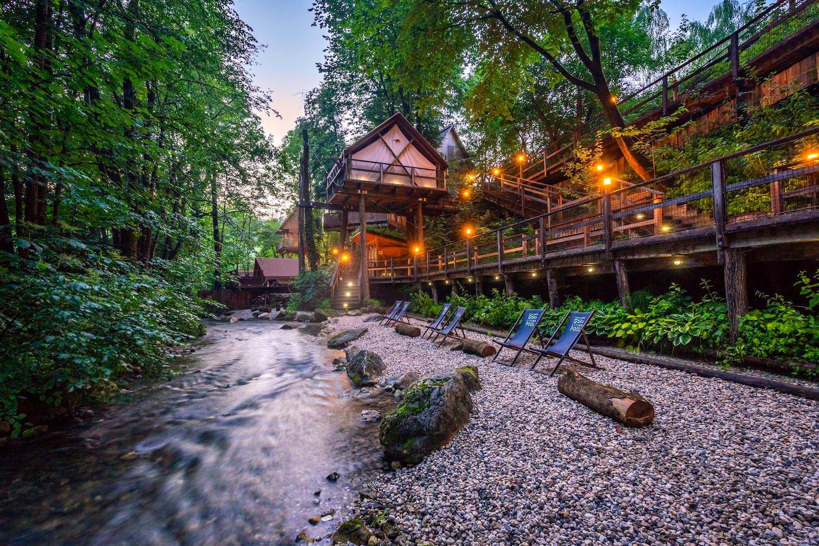 Cover photo © Credits to: Facebook / Garden Village Bled - Slovenia