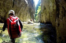 Rakitnica, Europe's most unexplored canyon