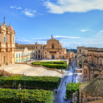 Noto, capital of baroque