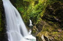 La Paz Waterfall Gardens, an ecological park not to be missed