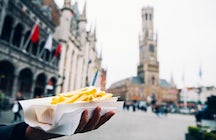 Brussels holy trinity: Guide to the best fries
