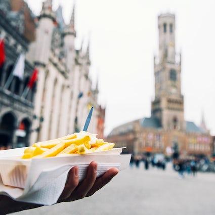 La Santísima Trinidad de Bruselas: Guía de las mejores patatas fritas