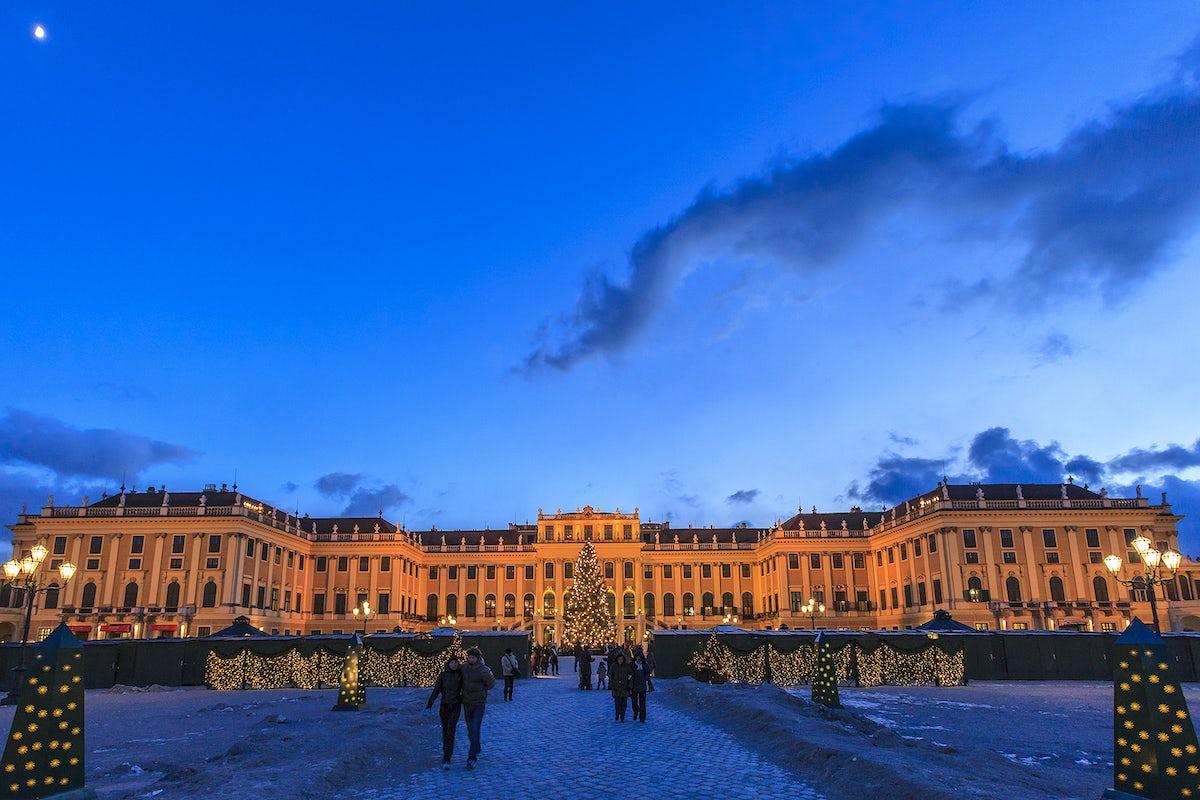 An imperial flair at Schönbrunn Palace Market