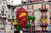 Urban Art in Lisboa 3: along the big avenues