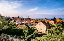 Visit the medieval city of Visby