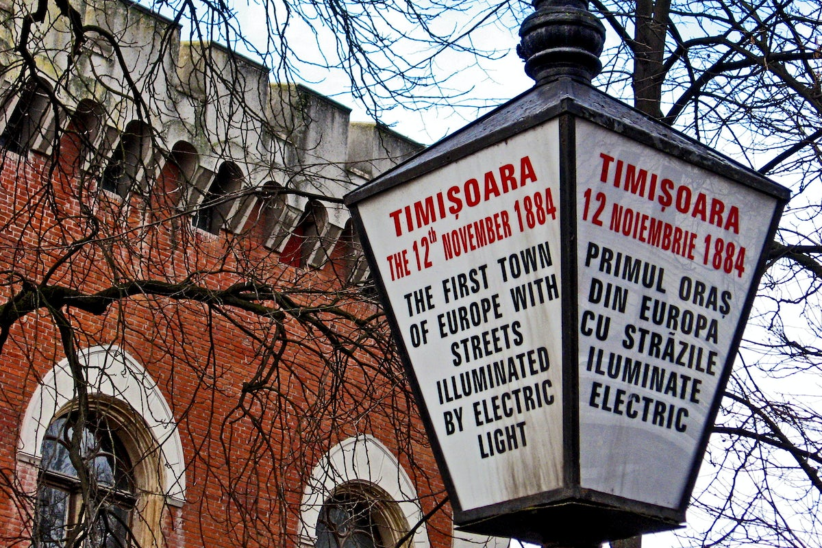 Tracing history in Timișoara
