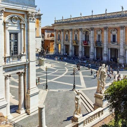 Los Museos de Roma: Los Museos Capitolinos