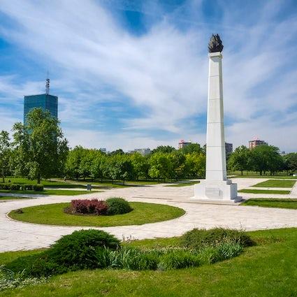 Belgrade Greenery: Park of Friendship