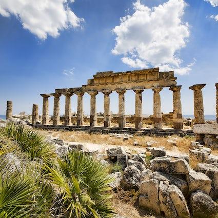 Antike Tempel, Theater, Ruinen und Kirchen: Das Beste von Sizilien