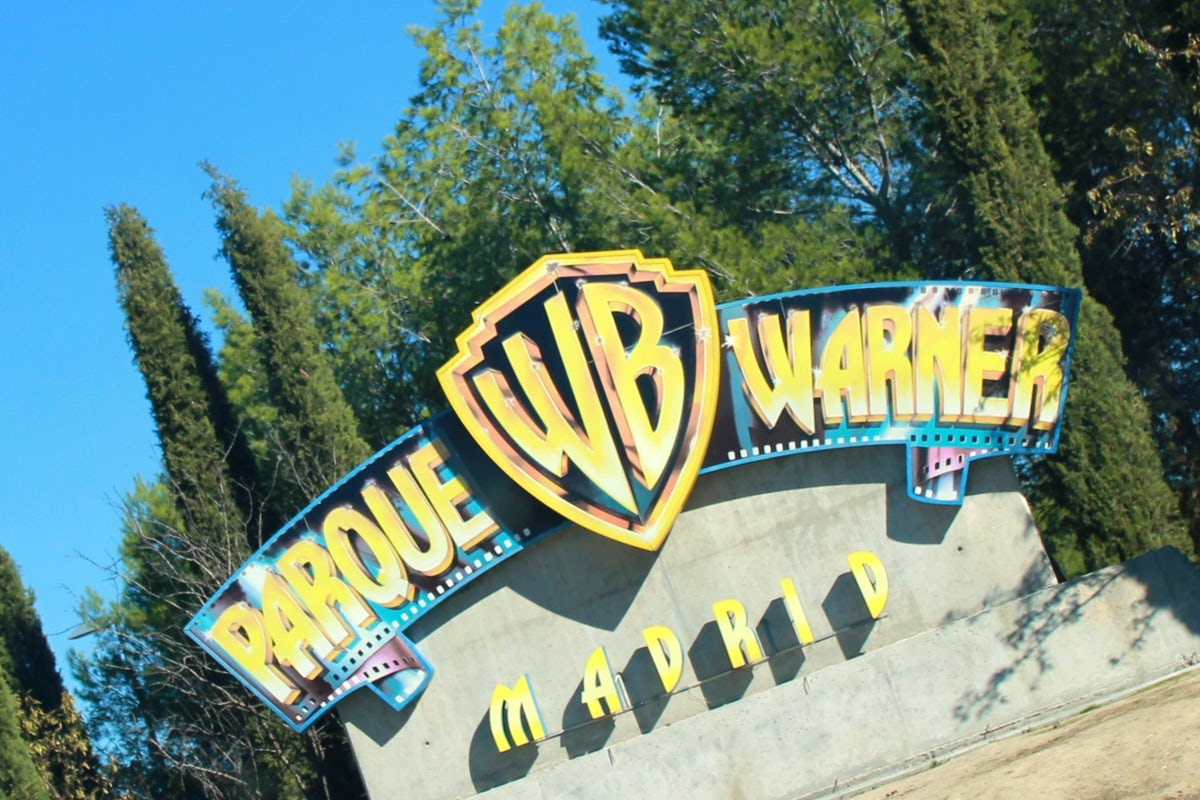 Warner Bros Park, Madrid