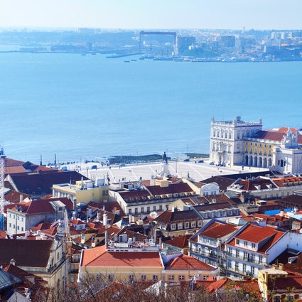 One-day stroll in Lisboa