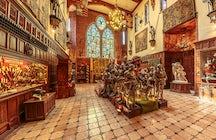 Brennand Castle in Recife, een van de beste musea in Brazilië